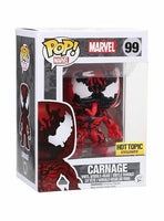 Marvel Funko Pop! Hot Topic Exclusive CARNAGE #99