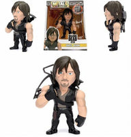 "AMC's The Walking Dead Jada 4"" Die Cast Metals M181 DARYL Dixon"