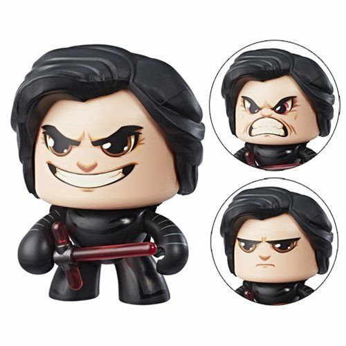 Star Wars Mighty Muggs KYLO REN Action Figure by Hasbro