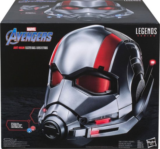 Marvel Legends Gear Ant-Man Helmet Prop Replica by Hasbro