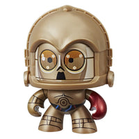 IN STOCK! Disney Star Wars Mighty Muggs C3PO by Hasbro