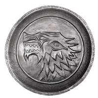 Game of Thrones Stark Direwolf Shield Pin BY Dark Horse - 219 Collectibles
