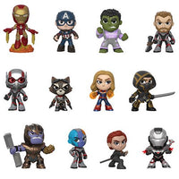 Avengers: Endgame FUNKO Mystery Minis SET OF 12 BLIND INDIVIDUALLY PACKAGED FIGURES - 219 Collectibles