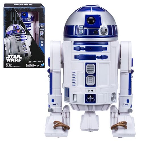 Star Wars Rogue One Smart R2-D2 Smart Phone Toy Robot - 219 Collectibles