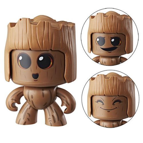 Marvel Mighty Muggs Guardians of the Galaxy GROOT AF by Hasbro - 219 Collectibles
