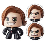 Marvel Mighty Muggs BLACK WIDOW Action Figure by Hasbro