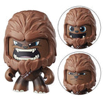 Disney Star Wars Mighty Muggs Chewbacca Action Figure by Hasbro
