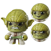 Disney Star Wars Mighty Muggs Yoda Action Figure by Hasbro