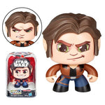 Disney Star Wars Mighty Muggs Han Solo Action Figure by Hasbro