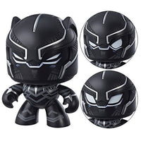 IN STOCK! Marvel Mighty Muggs Black Panther Action Figure BY HASBRO - 219 Collectibles