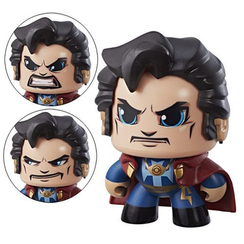 Marvel Mighty Muggs Doctor Strange Action Figure by Hasbro - 219 Collectibles