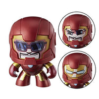 IN STOCK! Marvel Mighty Muggs Iron Man Action Figure BY HASBRO - 219 Collectibles