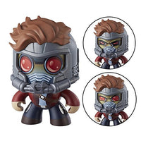 IN STOCK! Marvel Mighty Muggs Star-Lord Action Figure BY HASBRO