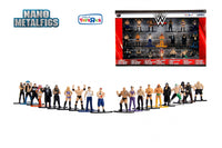 Jada Die Cast Metalfigs WWE 20-Pack Figurines Toys R Us Exclusive