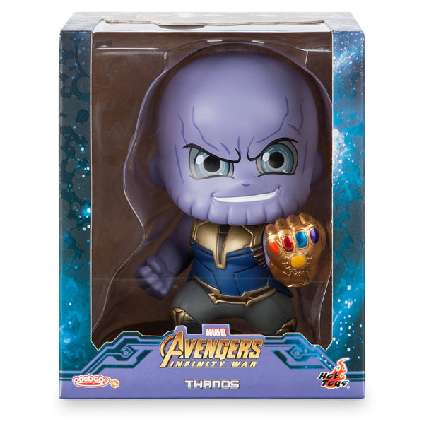 Thanos Cosbaby Bobble-Head Figure by Hot Toys - Marvel's Avengers Infinity War - 219 Collectibles