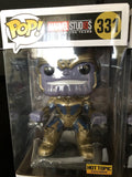 FUNKO POP MARVEL STUDIOS THANOS WITH THRONE 6 INCH 331 HOT TOPIC EXCLUSIVE - 219 Collectibles