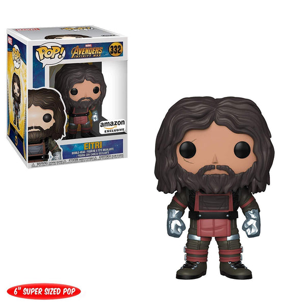 "Exclusive : Funko POP! Marvel: Avengers Infinity War - Eitri 6"" Peter Dinklage"