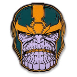 "IN STOCK! Marvel Gear + Goods Mad Titan Thanos 1"" Pin Sealed Brand New - 219 Collectibles"