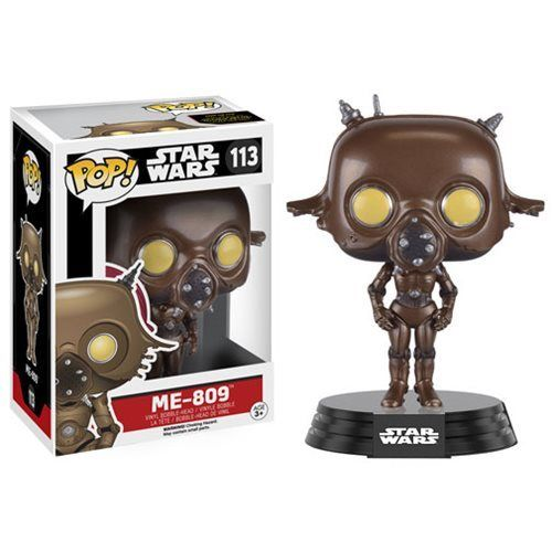 Star Wars: The Force Awakens ME-809 PROTOCOL DROID Funko Pop! Vinyl Figure #113 - 219 Collectibles