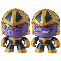 IN STOCK! Marvel Mighty Muggs Mad Titan Thanos Action Figure by Hasbro - 219 Collectibles