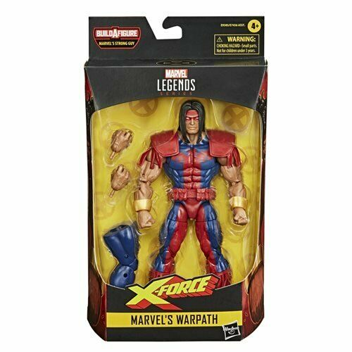 Deadpool Marvel Legends WARPATH 6-inch Action Figure BY HASBRO