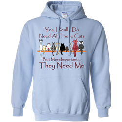 Yes, I Really Do ... Exclusive Design Hoodie