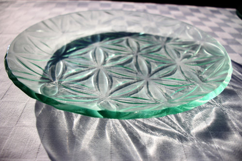 Flower of Life - Large Scale Bowl - Katharine Oliver