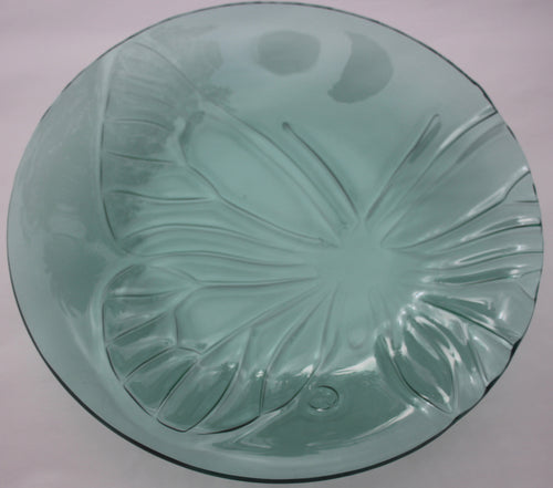 Friendly Butterfly - Large Bowl - Sea green - Katharine Oliver