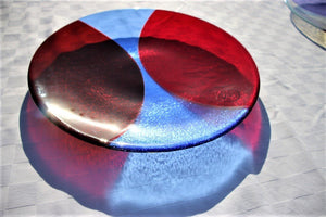 Circularity Bespoke Platter - No. 5 The Red Centre - Katharine Oliver