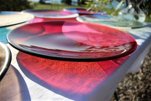 Circularity Bespoke Platter - No. 2 Red, Red Ready - Katharine Oliver