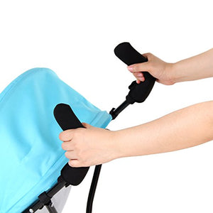 Xcivi Replacement Handle Cover for Baby Umbrella Type Stroller Pushchair - Great Stroller Accessory