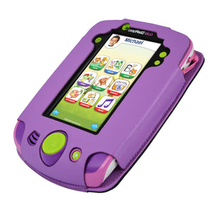 PU-Leather-Cover-Case-for-LeapFrog-LeapPad-Glo-Kids-Learning-Tablet-Purple
