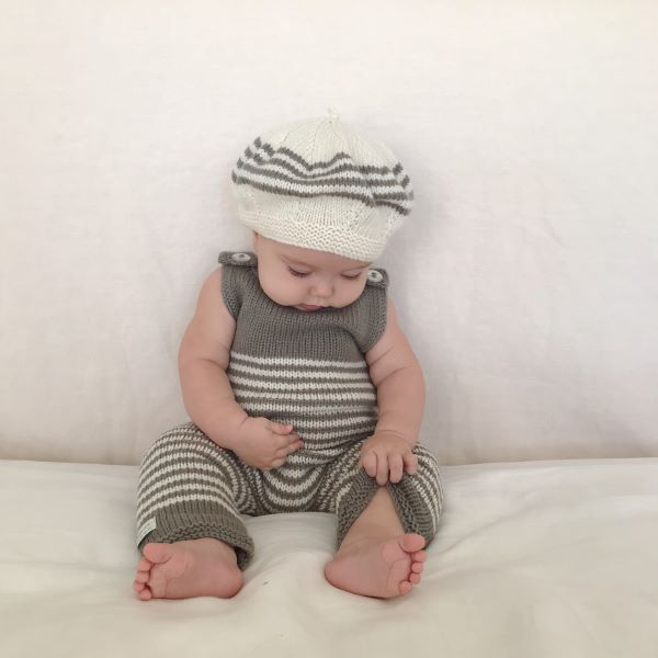 NZ Merino Baby Pants