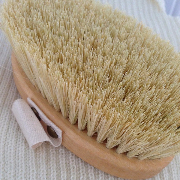 Natural Fibre Pet Massage Brush