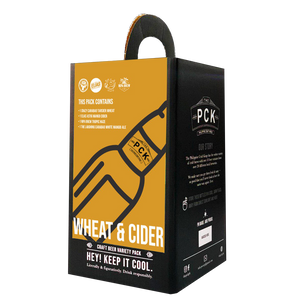 Wheat and Cider 4-Pack