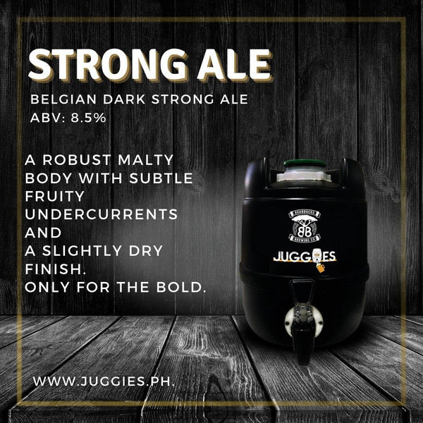 Boondocks Strong Ale | 2L