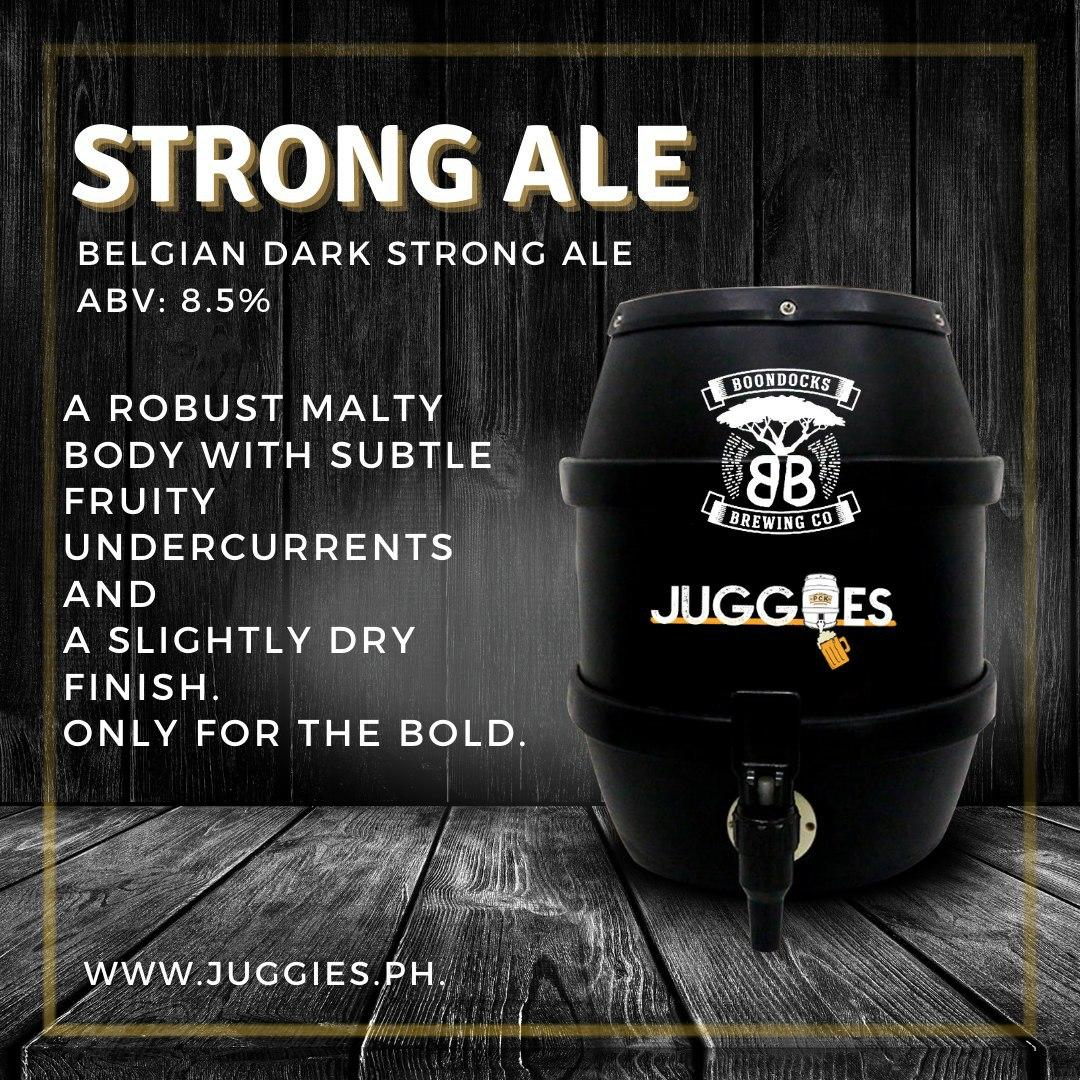 Boondocks Strong Ale | 5L