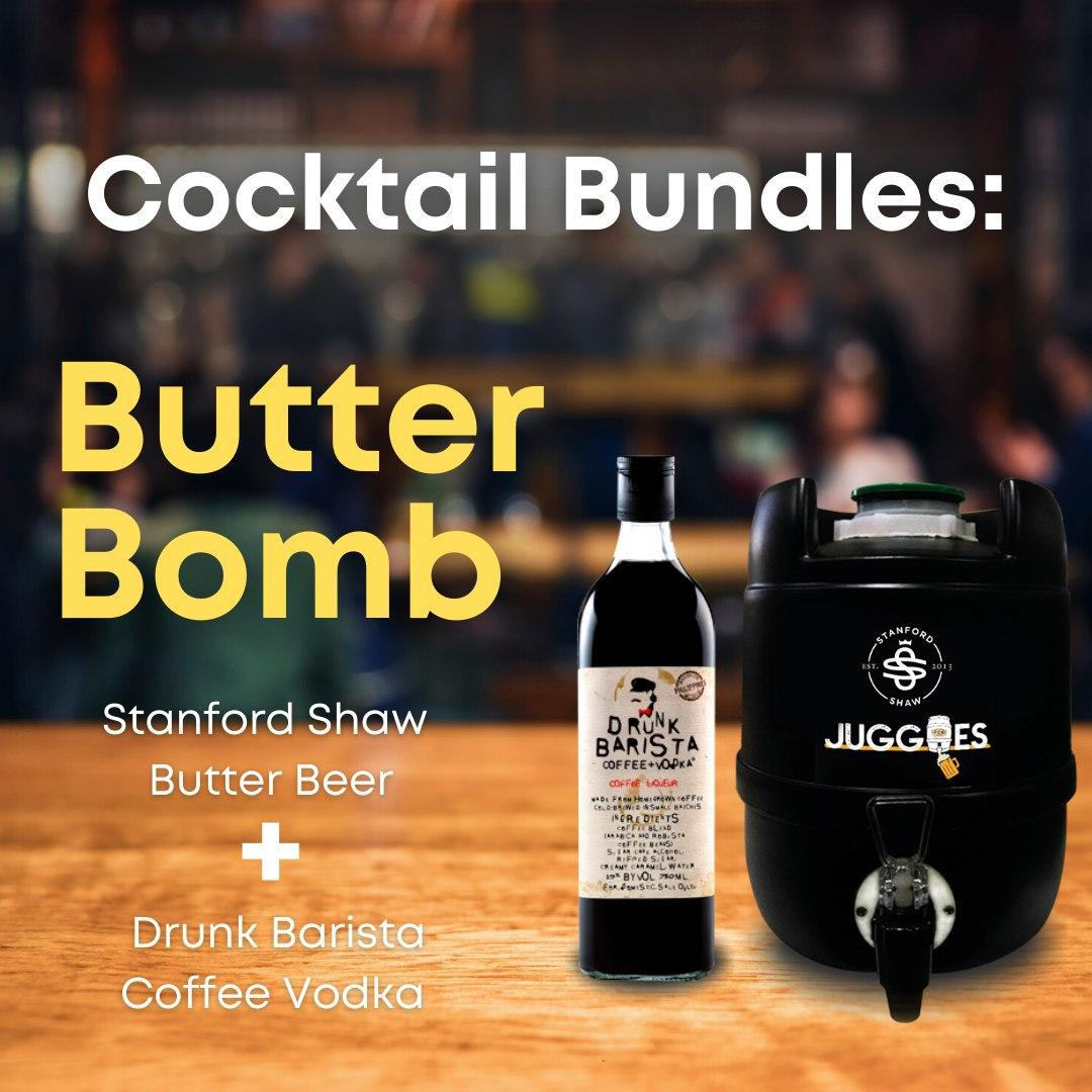 Cocktail Bundles: Butter Bomb