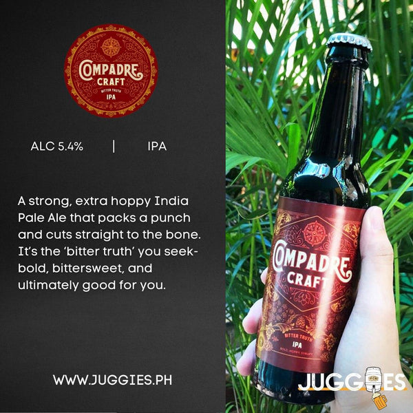 Compadre Craft IPA | 2L