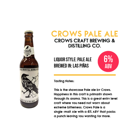 Crows - Pale Ale
