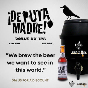 Crows De Puta Madre | 5L
