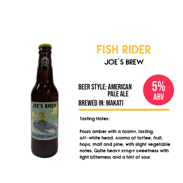 Joe's Brew - Fish Rider