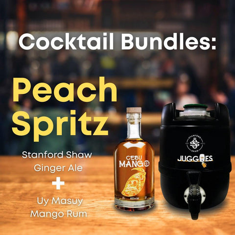 Cocktail Bundles: Peach Spritz