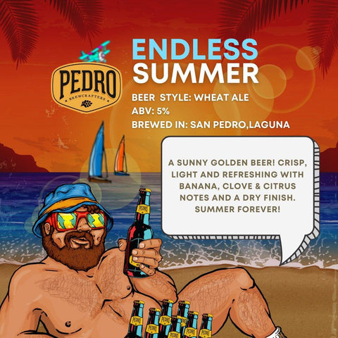 Pedro Brewcrafters Endless Summer | 5L