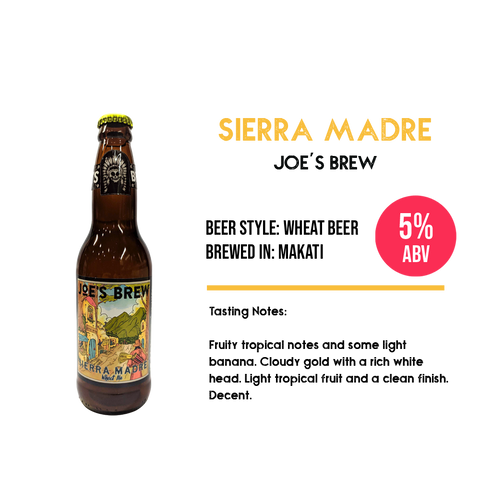 Joe's Brew - Sierra Madre