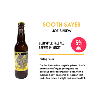 Joe's Brew - Soothsayer