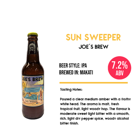 Joe's Brew - Sunsweeper
