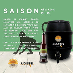 Monkey Eagle Saison | 5L