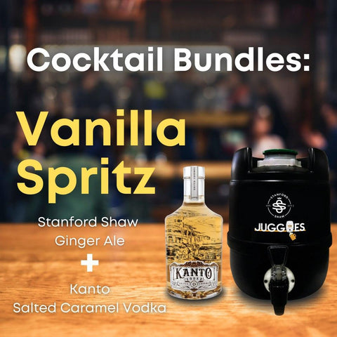 Cocktail Bundles: Vanilla Spritz