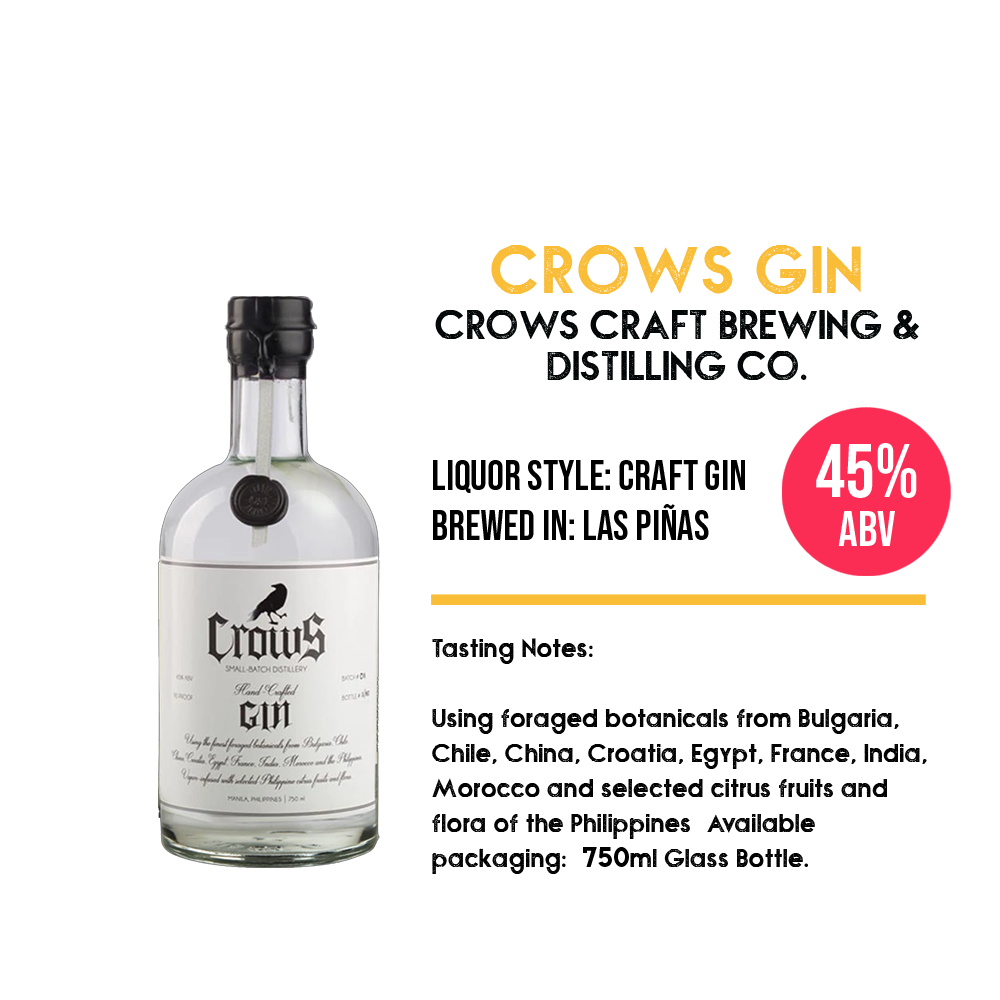 Crows Gin